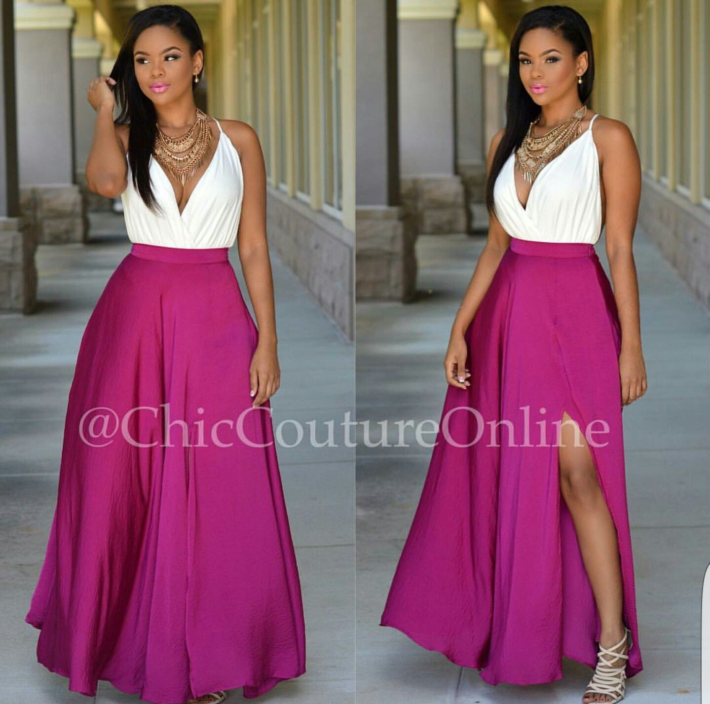 Love this colour! #chiccoutureonline