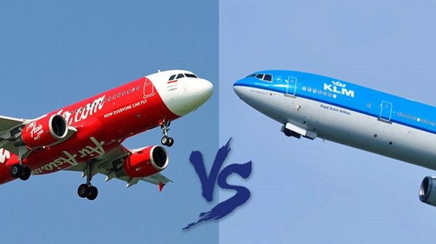 Benefits of working for a low cost airline vs a premium airline