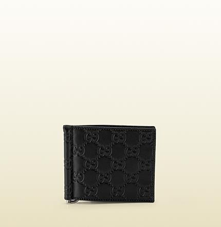 0f53dc0dc461 Gucci Guccissima Leather Money Clip Wallet on shopstyle.com ...