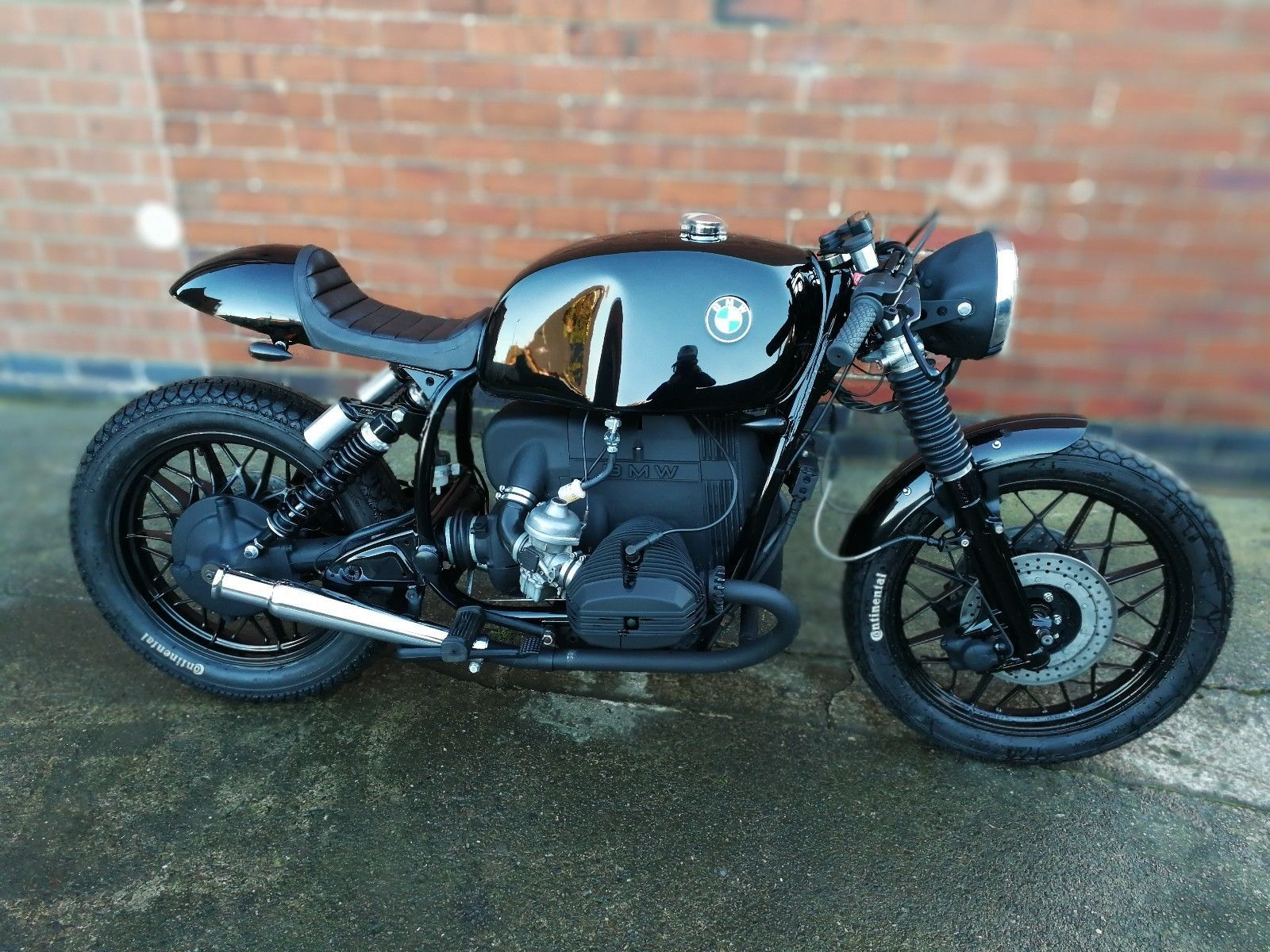 So I Have Decided To Sell My Beautiful BMW R100RS Cafe Racer As Need Thin Out Collection The Bike Has Had Thousands Spent On It Turn Into