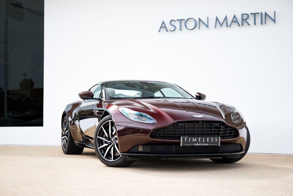 2018 Aston Martin Db11 V8 Coupe Classic Driver Market Aston Martin Aston Martin For Sale Aston