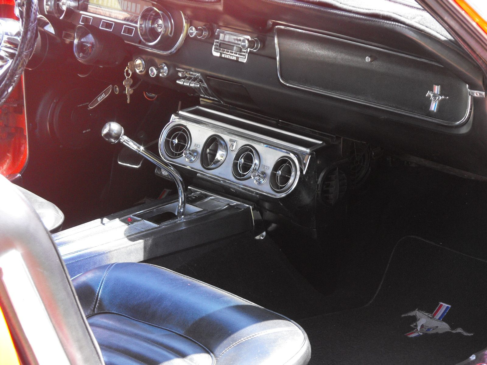 1965 Ford Mustang Interior Pictures Cargurus Mustang Interior Ford Mustang Ford Mustang Interior