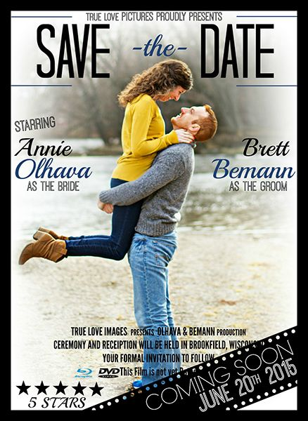 25 Creative Save The Date Ideas Wedding Stationery