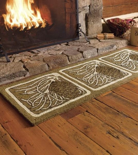 Hearth Rugs Convertable Wool Fireplaces Amp Firepits Beauty Safety Fireplace