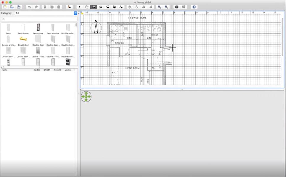 2d garden design software free