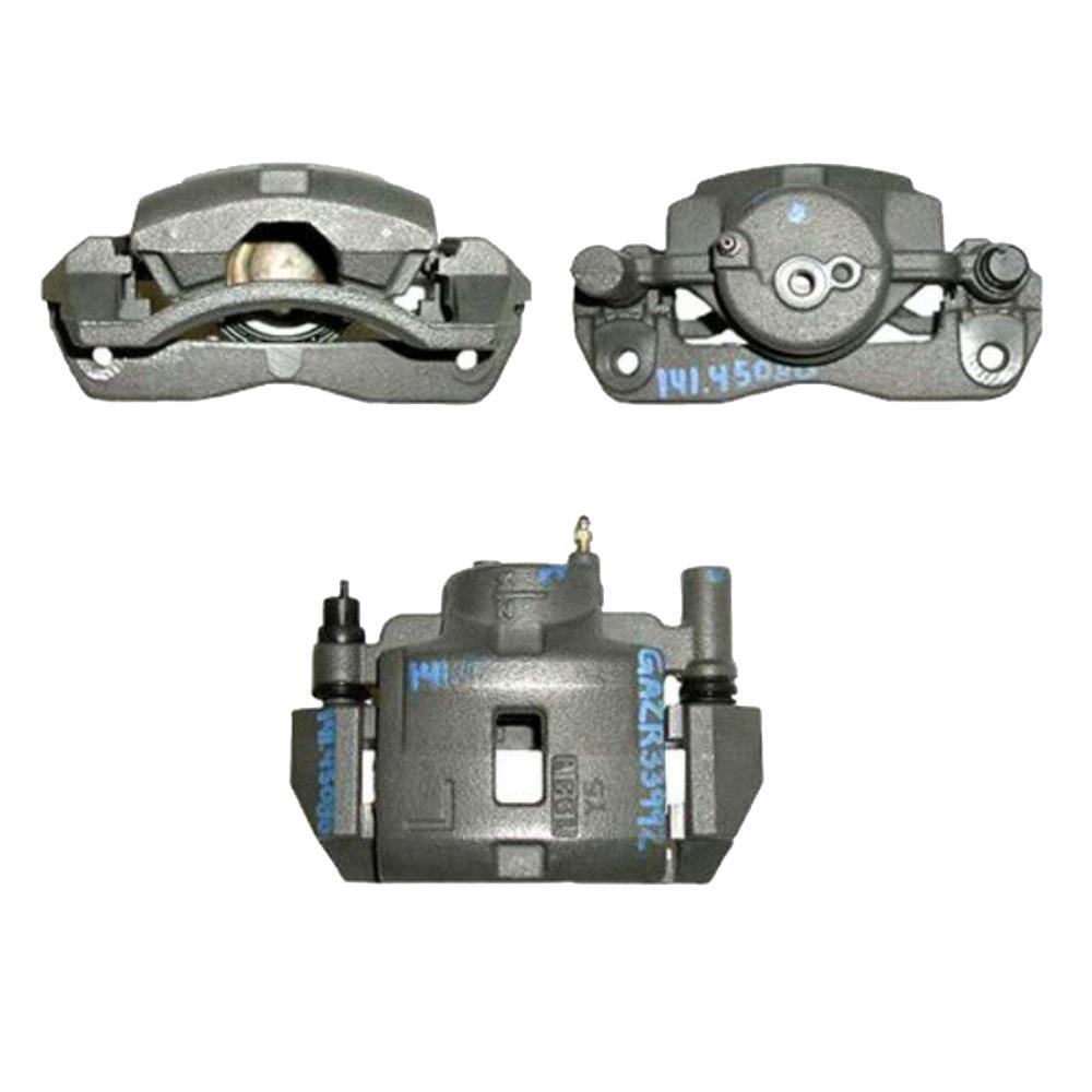 centric parts front right premium semi loaded caliper housing bracket fits 1999 2003 mazda protege protege5 [ 1000 x 1000 Pixel ]