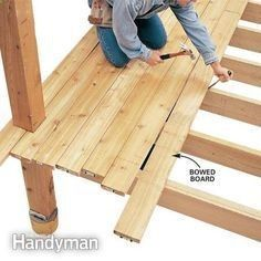 7 Deck Building Tips | Holzterrasse | Pinterest | Decking, Laying Decking  And Outdoor Living