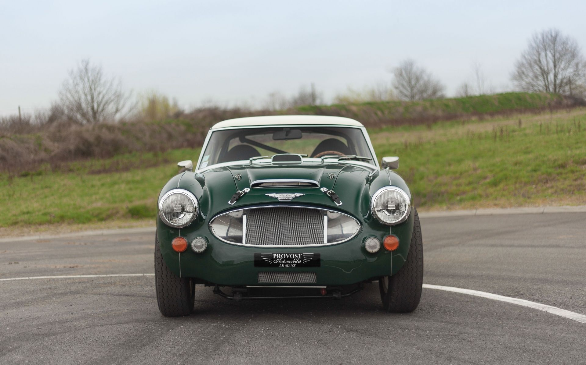 1964 Austin Healey Bj 8 Classic Driver Market Everything Cool