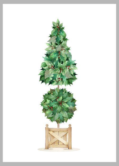 Victoria Nelson - Xmas-topiary-amend