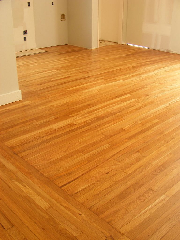 Wood Flooring Replacement