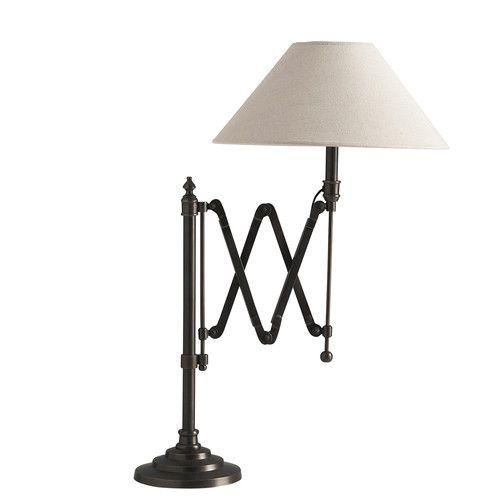 L 225 Mparas De Mesa Maison Du Monde Bedside Lamp Lamp Shades Task Lamps