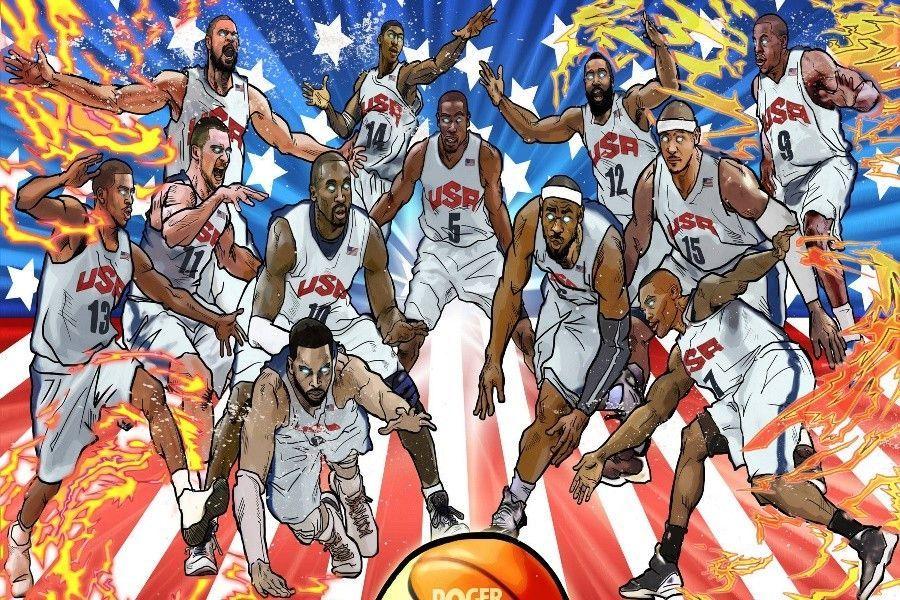 Basketball canvas wall art nba wallpapers team