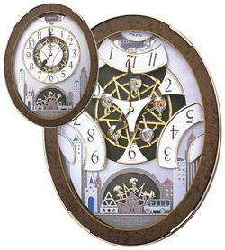 Tricracker Small World Rhythm Clock World Clock Rhythm Clocks Clock