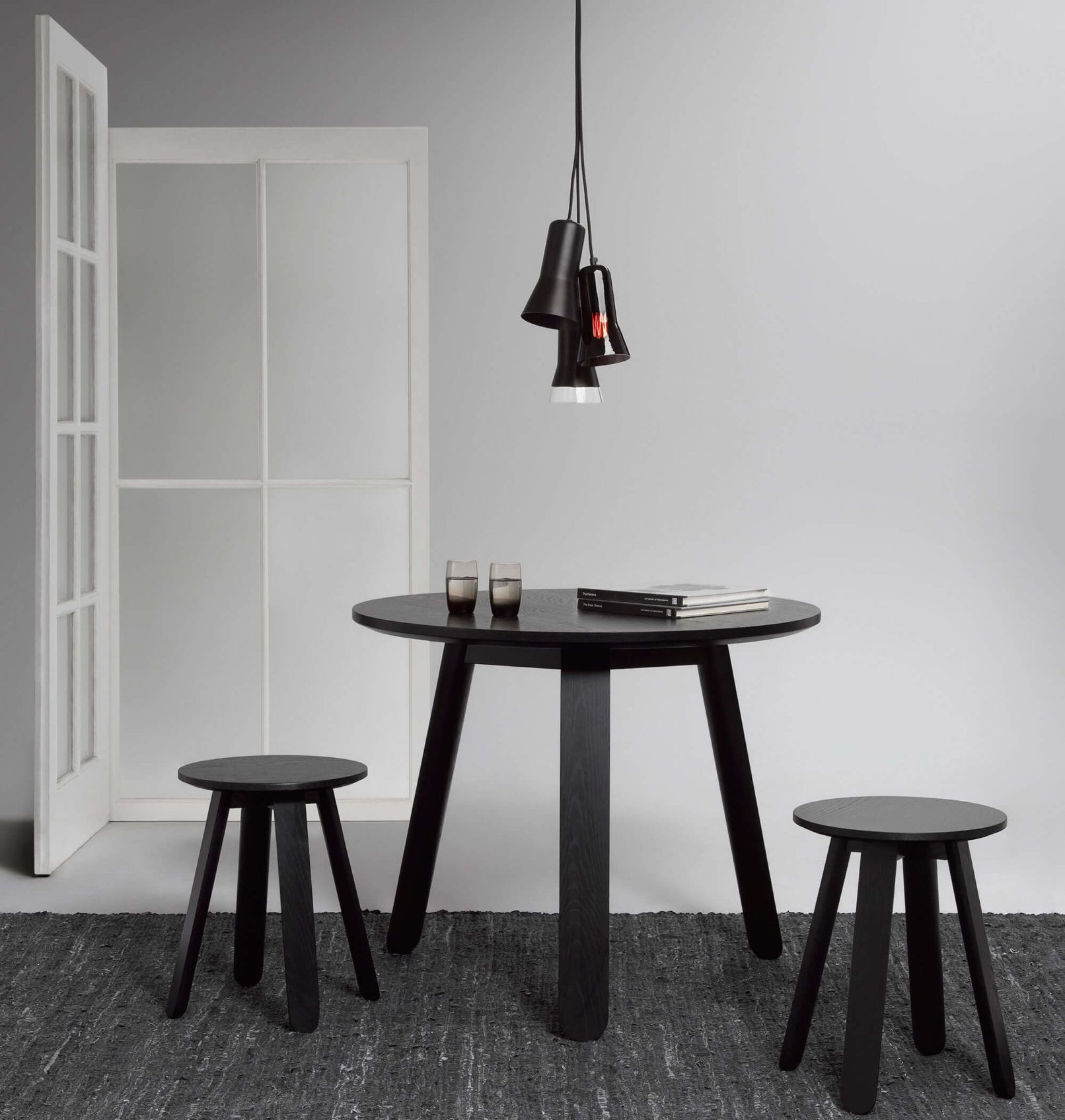 Half Full Stool - Furniture - Ross Gardam  Melbourne