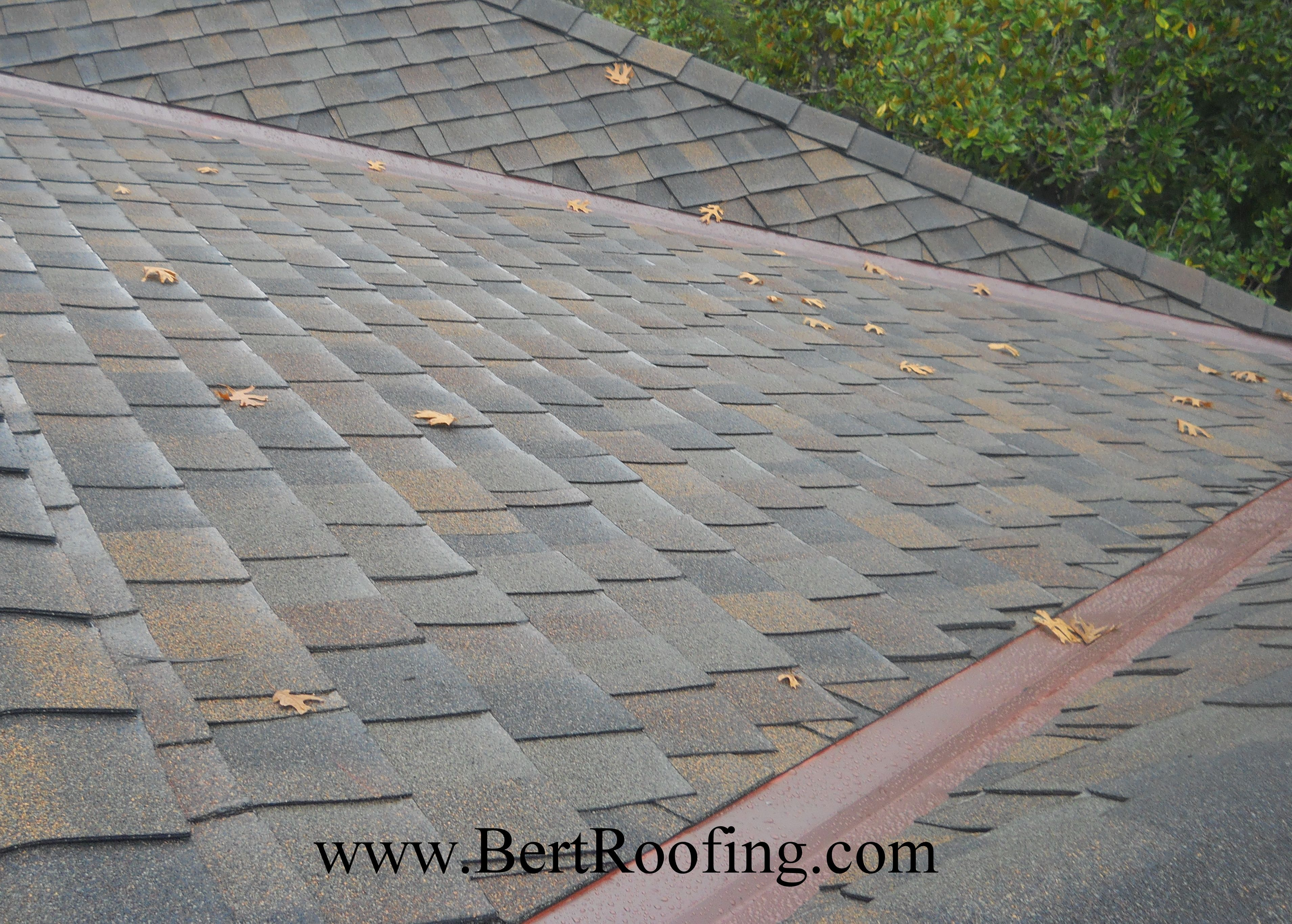 Dallas Roofing Company Bert Roofing Dallas Roofing Contractor Roof Repair Composition Shingles Certainteed Traditional Exterior