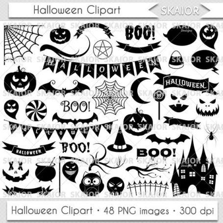 #Halloween #Clipart #Pumpkin #Clipart - http://luvly.co/items/4154/Halloween-Clipart-Pumpkin-Clipart