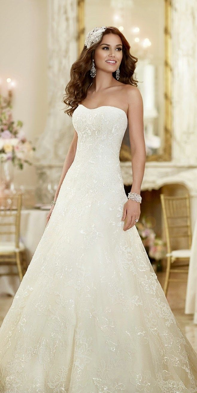 Letus talk about stunning wedding dresses today shall we The kind