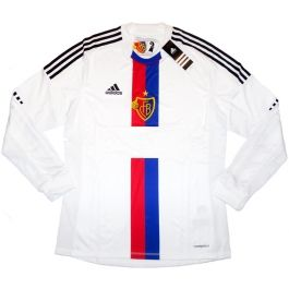 314a02f5917 2012-14 FC Basel Player Issue Away L/S Shirt *BNIB* | Unique Strips ...