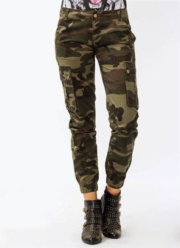 Model Celana Army Untuk Cewek Wanita Terbaru 2016 2017 Celana Model Wanita