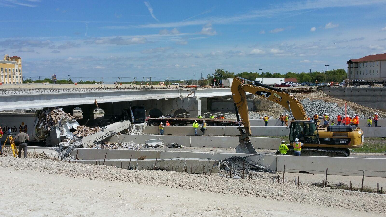 I35 fatal bridge crash google search accident crash