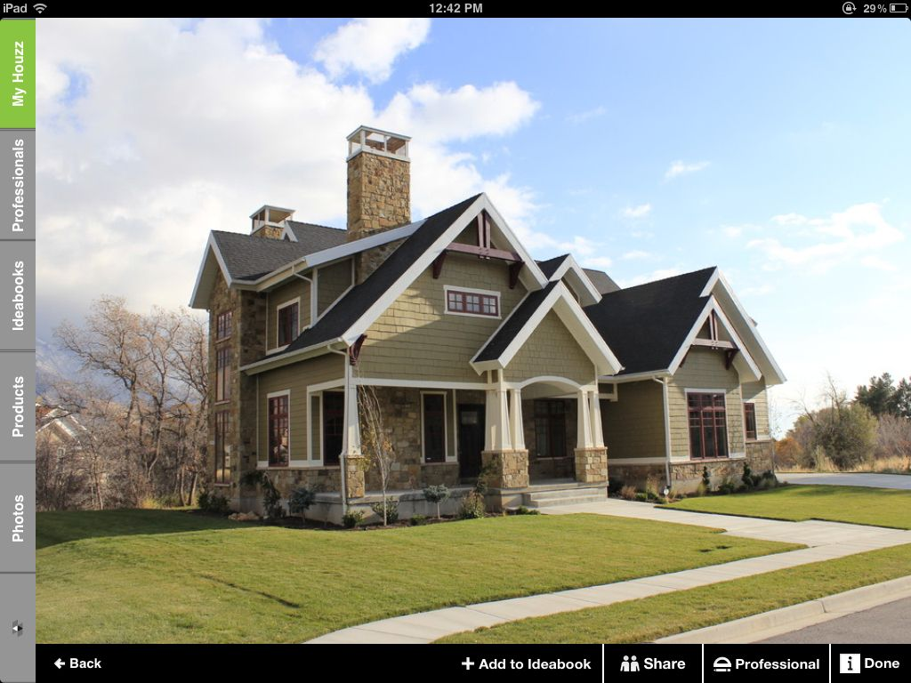 Exterior Home Color Ideas 1930 Tudor