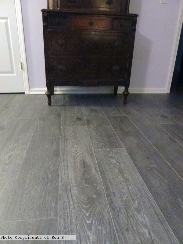 Kronoswiss Silverado Grey Oak Photo Compliments Ron S Greyflooring Laminate Luxury Vinyl Flooring Flooring Grey Laminate Flooring