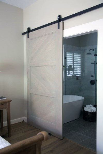 Top 60 Best Sliding Interior Barn Door Ideas Interior Designs In 2020 Barn Door Designs Sliding Door Design Barn Doors Sliding