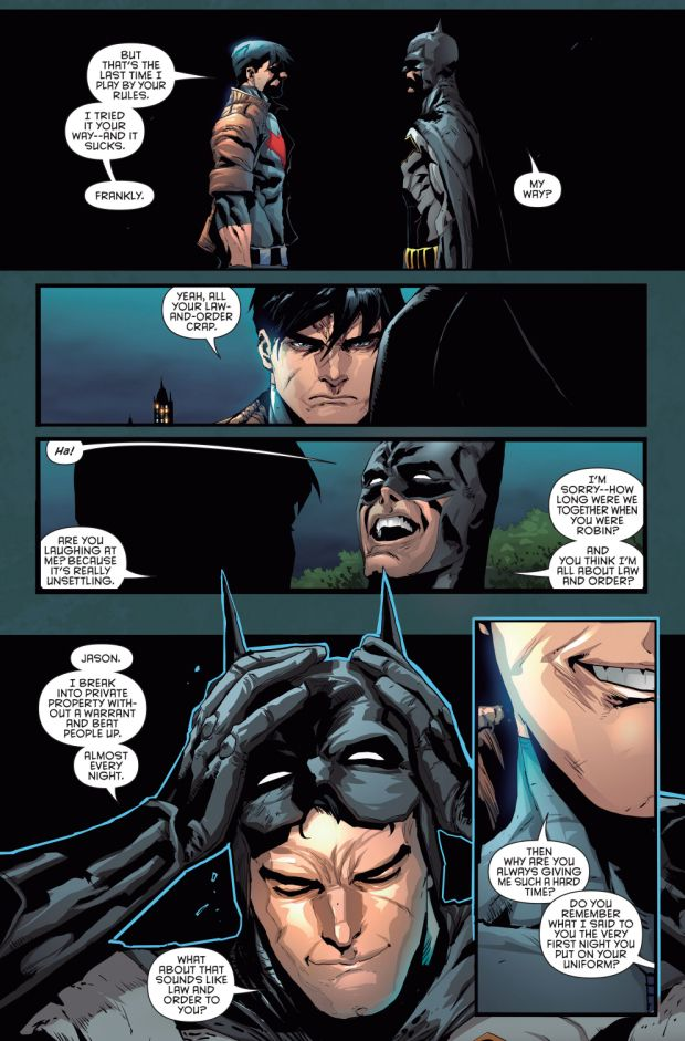 Batman and robin part 6
