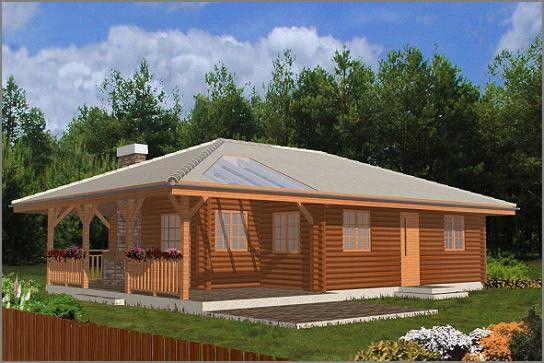 Projekt+Pogodny+drewniany