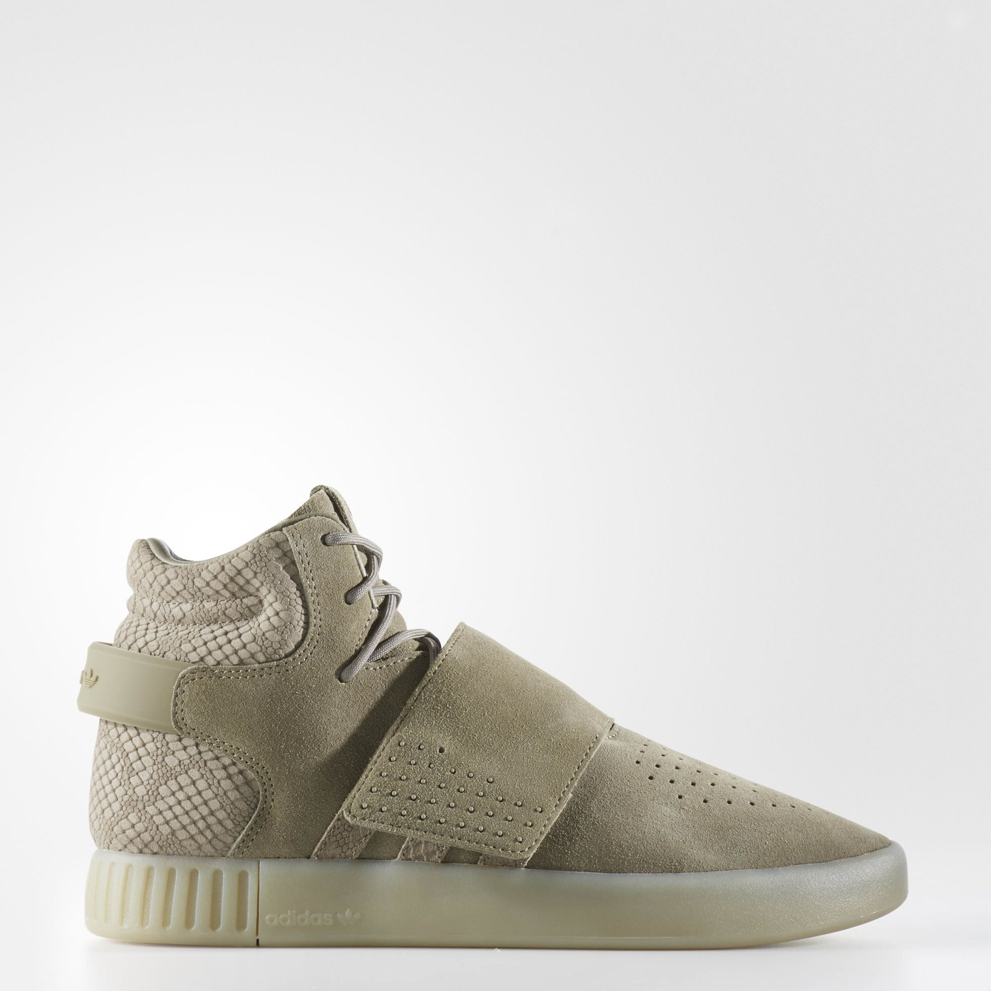 Shop for Tubular Invader Strap Shoes - Green at adidas. See all the styles  and colours of Tubular Invader Strap Shoes - Green at the official adidas  online ...
