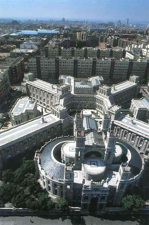 EDIFICIOS singulares de MADRID   Palacios, Hospitales y Arquitectos
