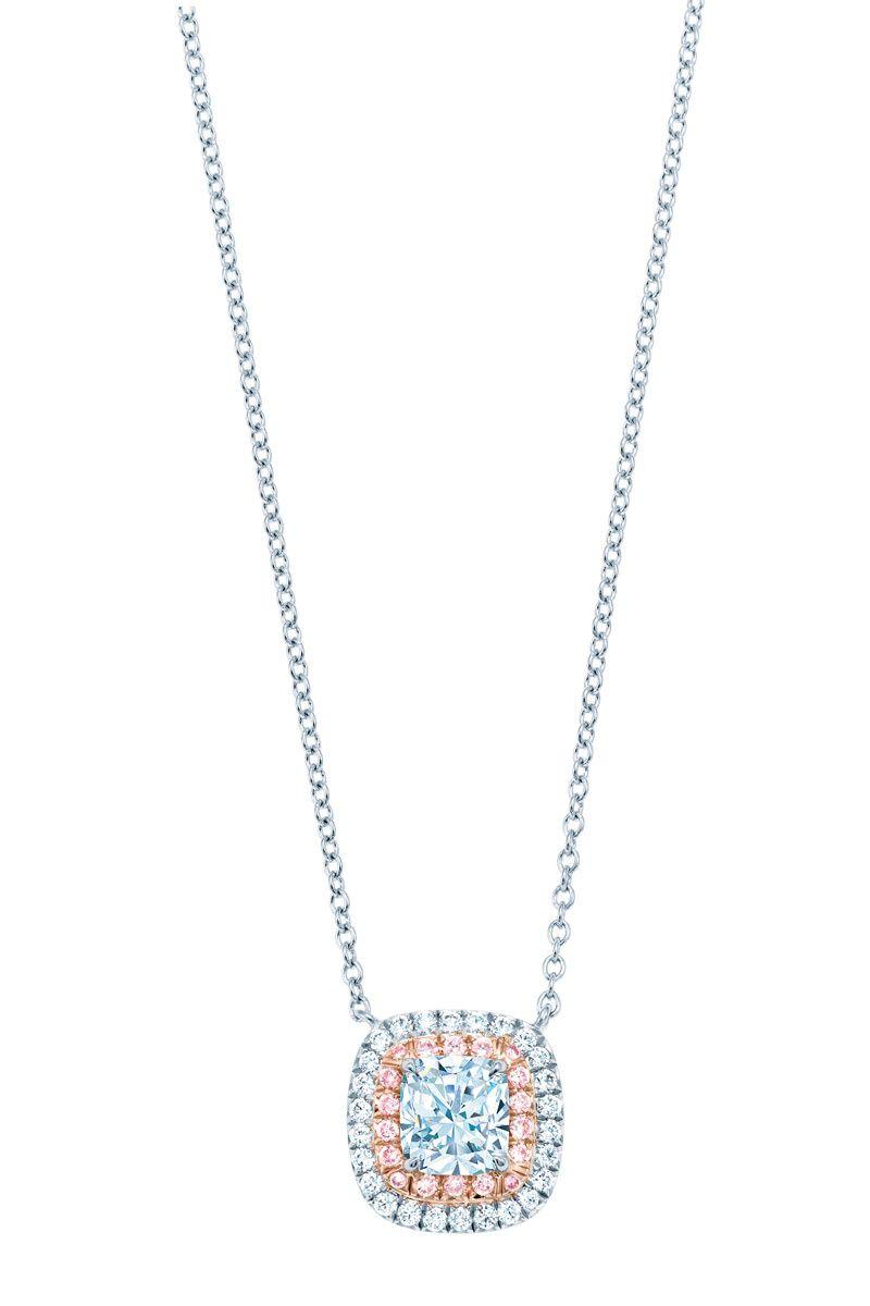 09feca449712 Collar de diamantes de Tiffany   Co.