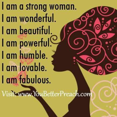 I Am Woman Hear Me Roar Affirmations Positivity Positive Affirmations
