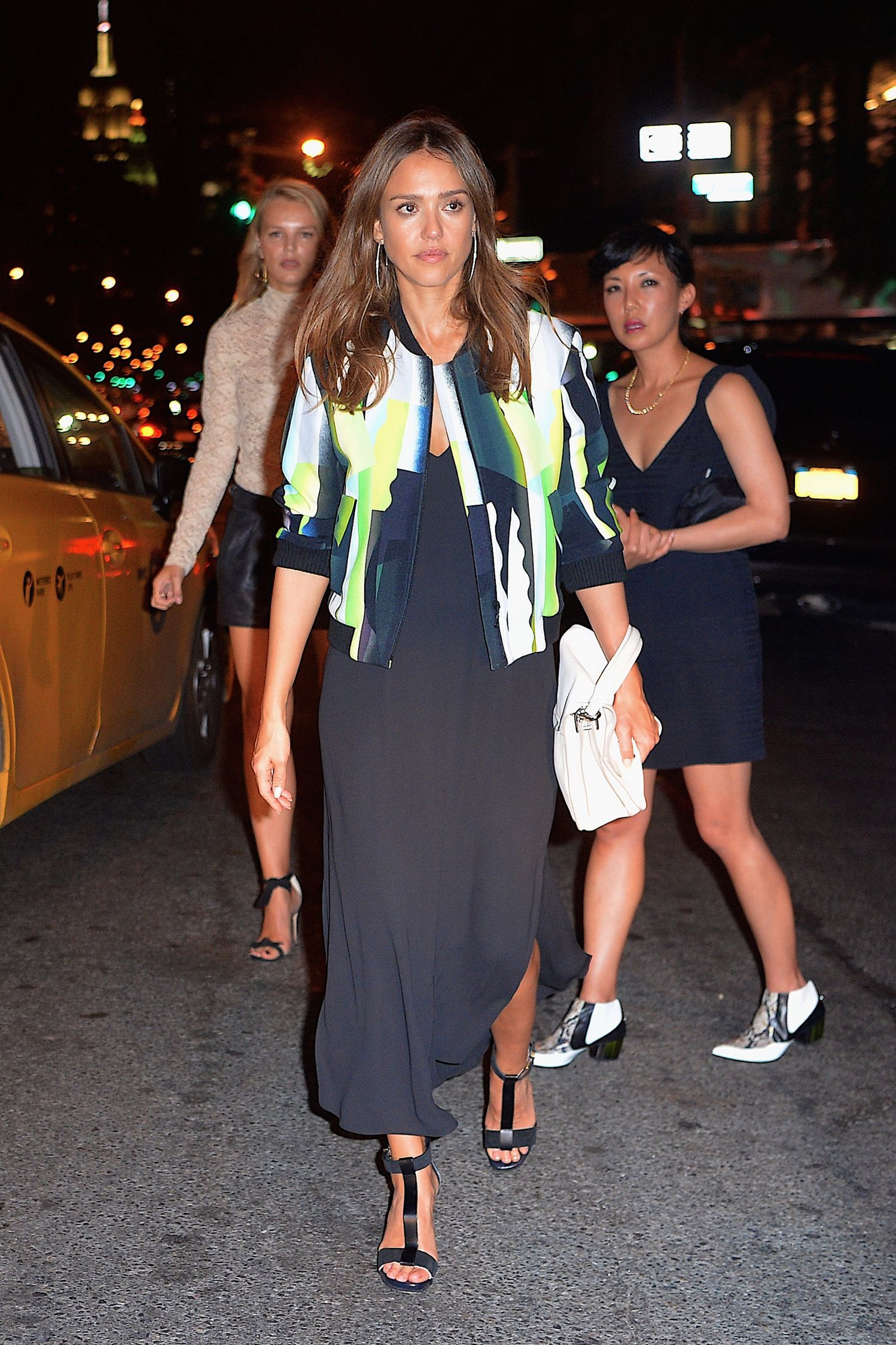 Jessica Alba out in NYC 9/12/16