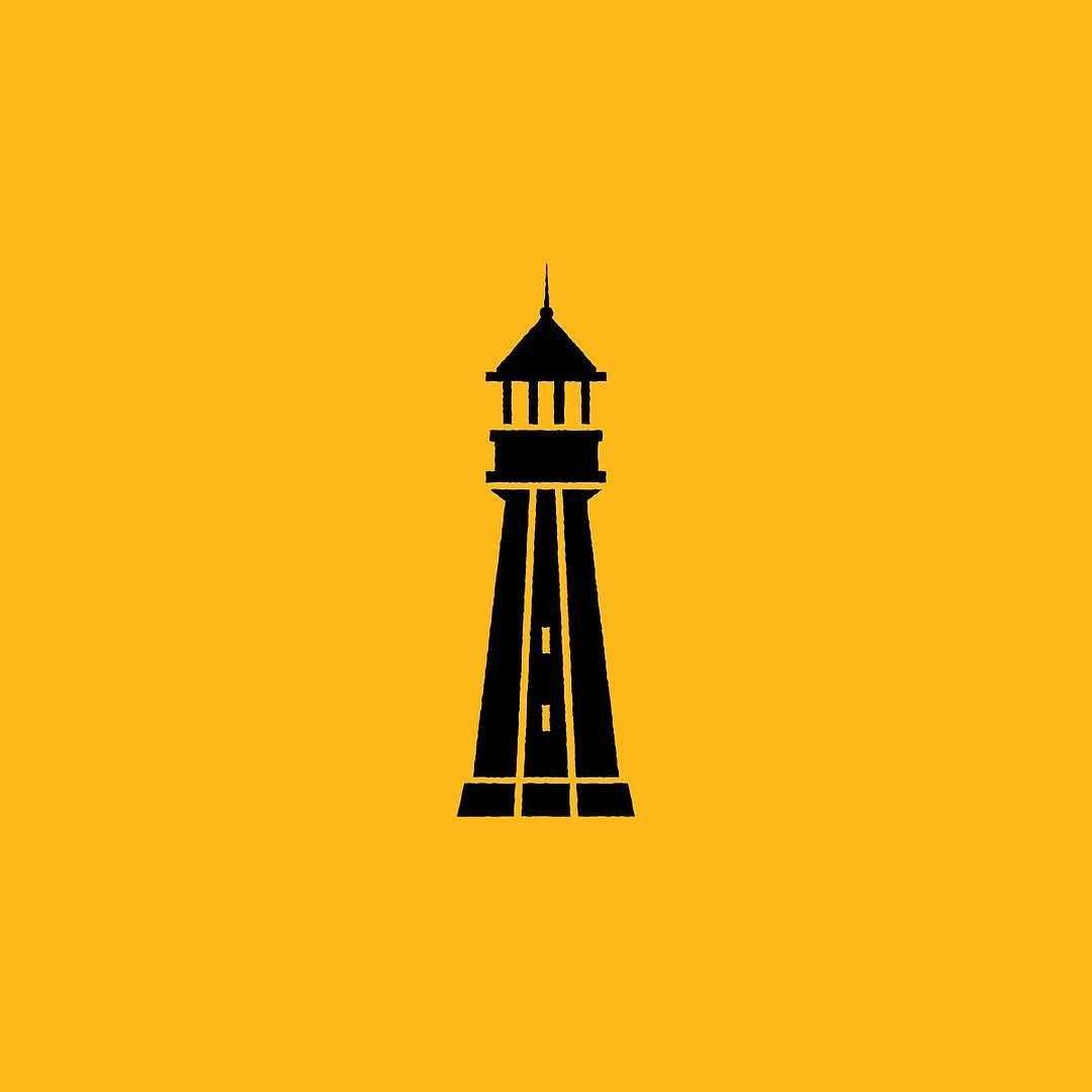 day twenty six  #100daysshopify #100days #the100dayproject #illustration #illustree #illo #lighthouse #iconaday by nillehcar