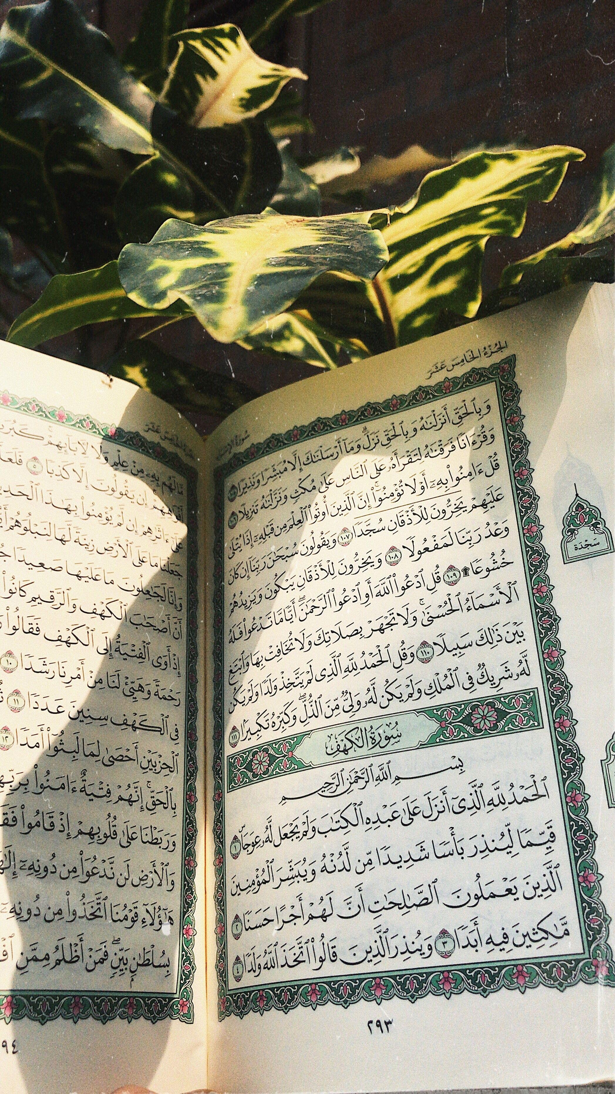 Al-Kahfi | Kutipan agama, Agama, Buku ...