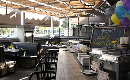 Bosscat Kitchen and Libations Newport Beach - Home to an impressive ...
