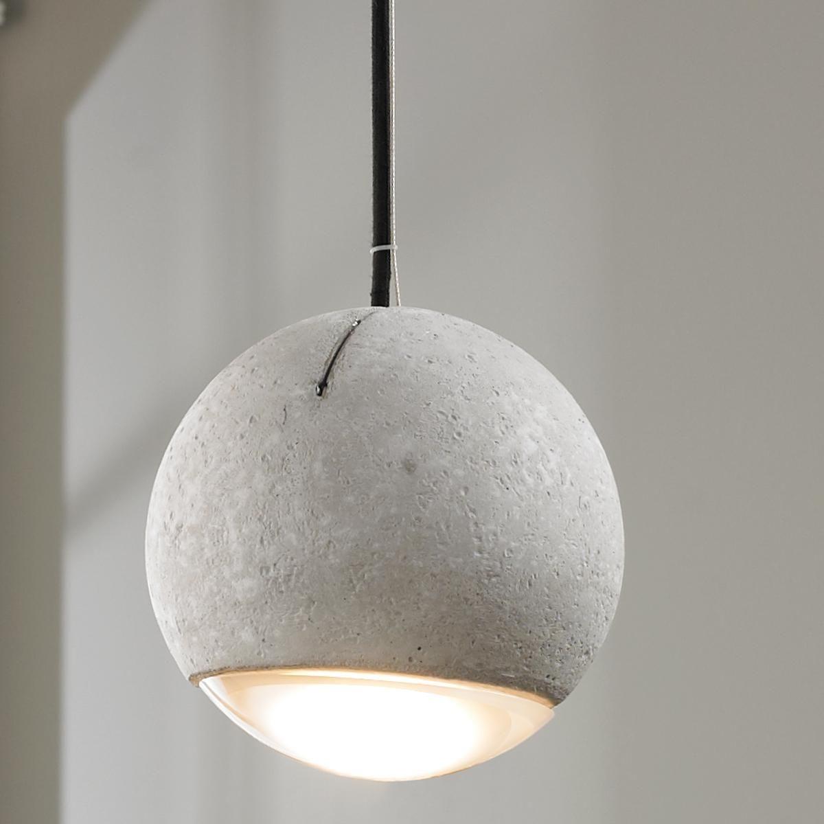 Adjustable Eyeball Led Concrete Pendant Concrete Pendant