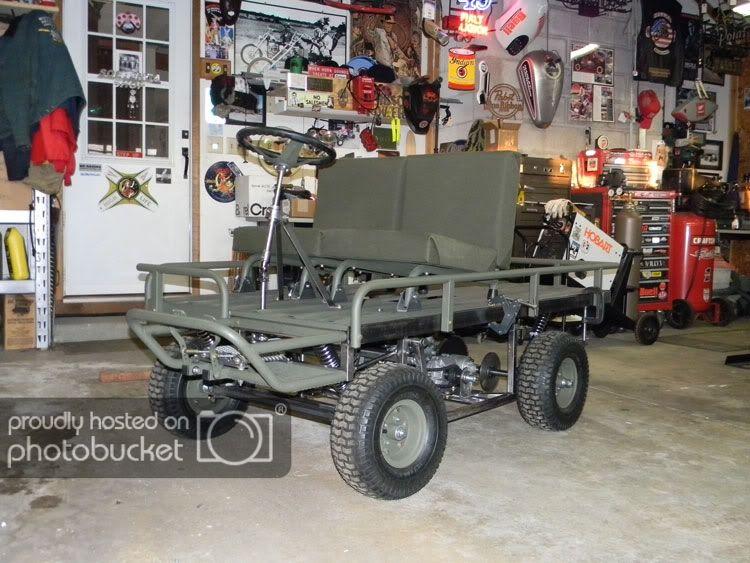 M274 Military Mule Half Scale Home Build Diy Go Kart Forum Diy Go Kart Go Kart Go Kart Plans