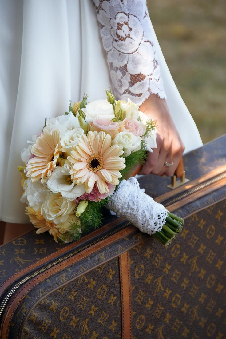 6 fleurs pour un bouquet de mariée dété