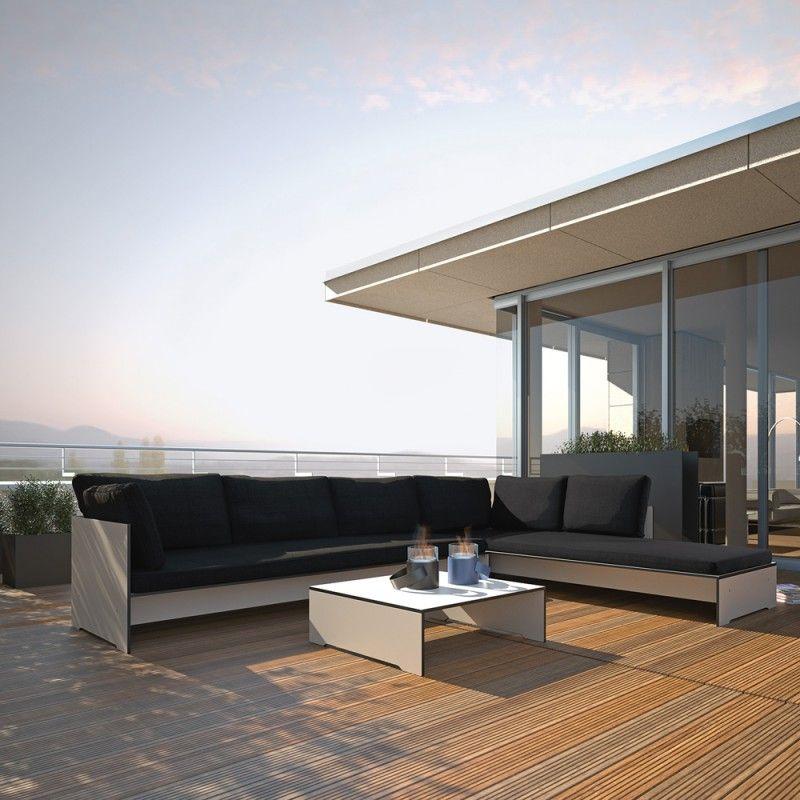 Conmoto RIVA-Serie Outdoorsofa Gartenmöbel in 2018 Pinterest