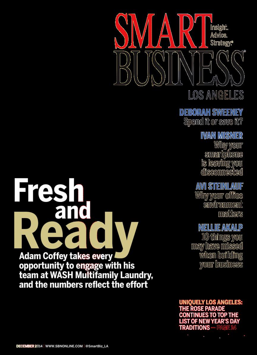 Smart Business Magazine December 2014 Business Magazine Smart Business Business Strategy