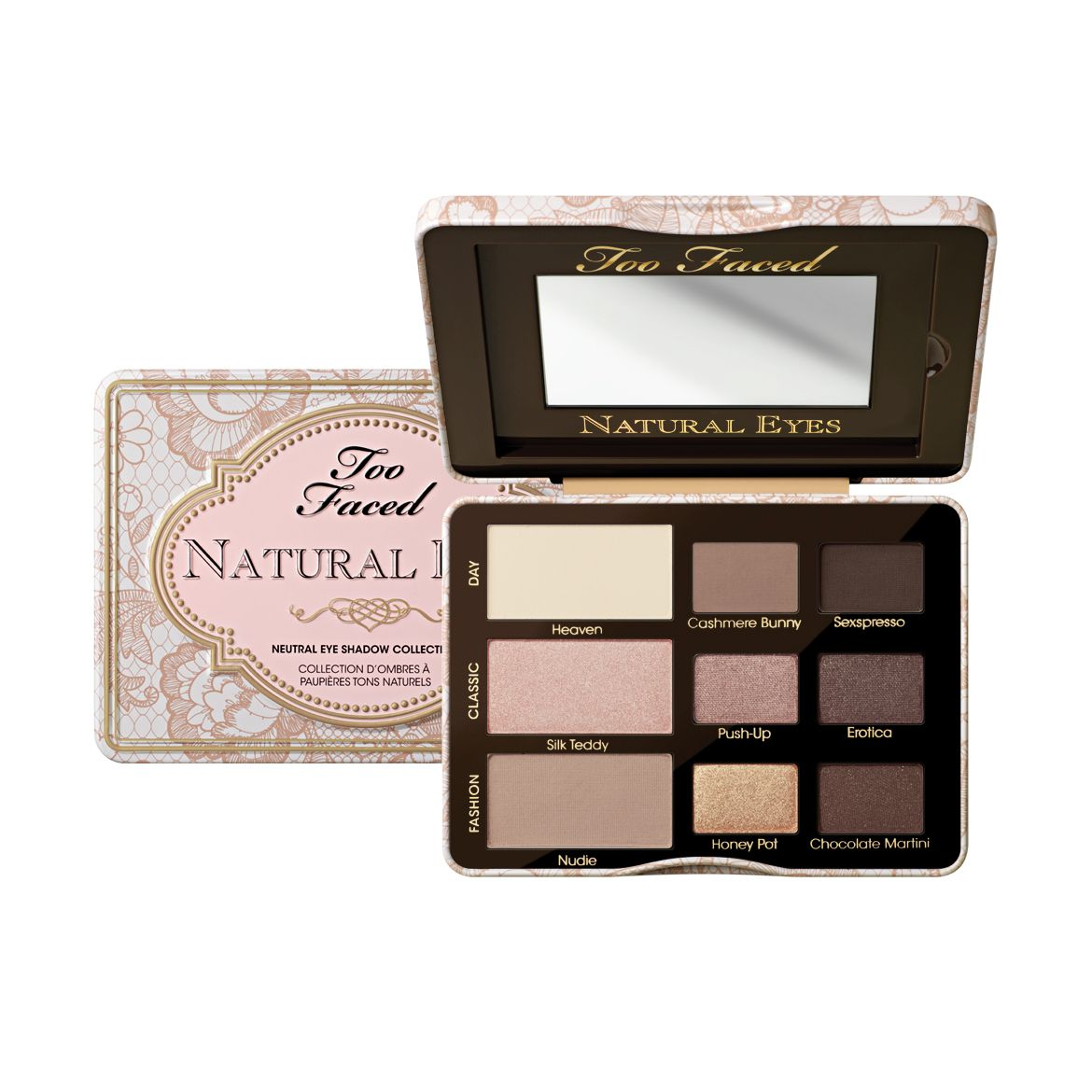 Eyeshadow Palettes Our Best Eye Shadow Collections Too Faced