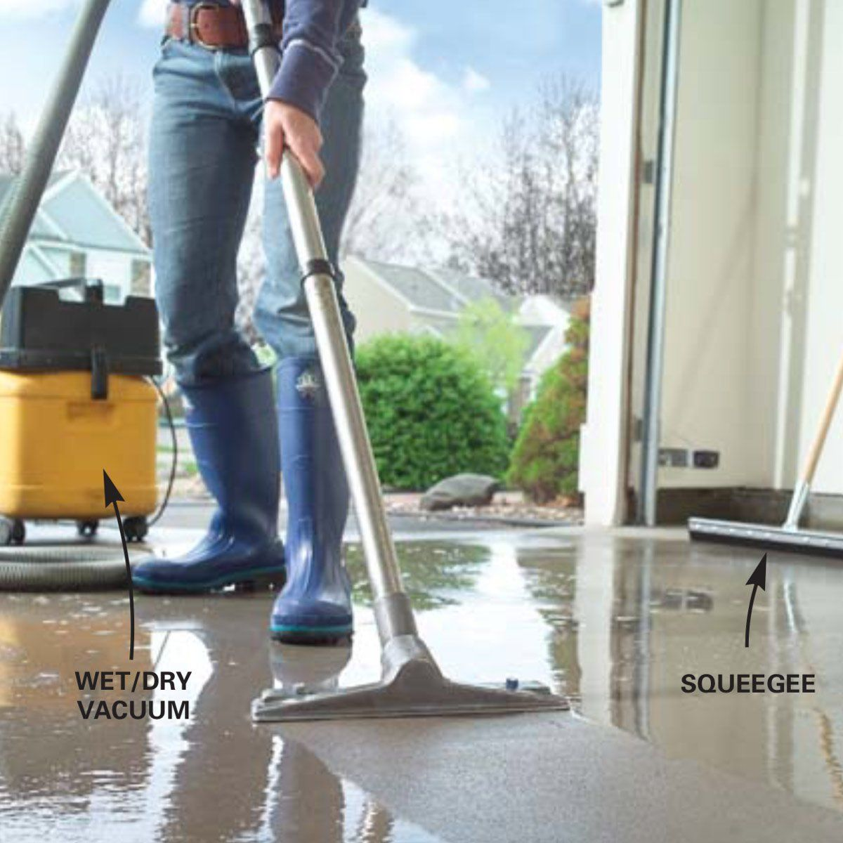 How to Apply Epoxy Flooring Paint to Your Garage Epoxy