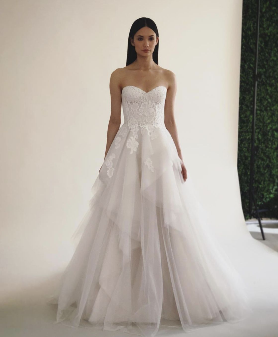 Most Beautiful Ball Gown Wedding Dresses: #Camilla Is Part Of The New #AllisonWebb Collection