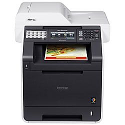 Brother Mfc 9970cdw Wireless Color Laser All In One Printer Copier