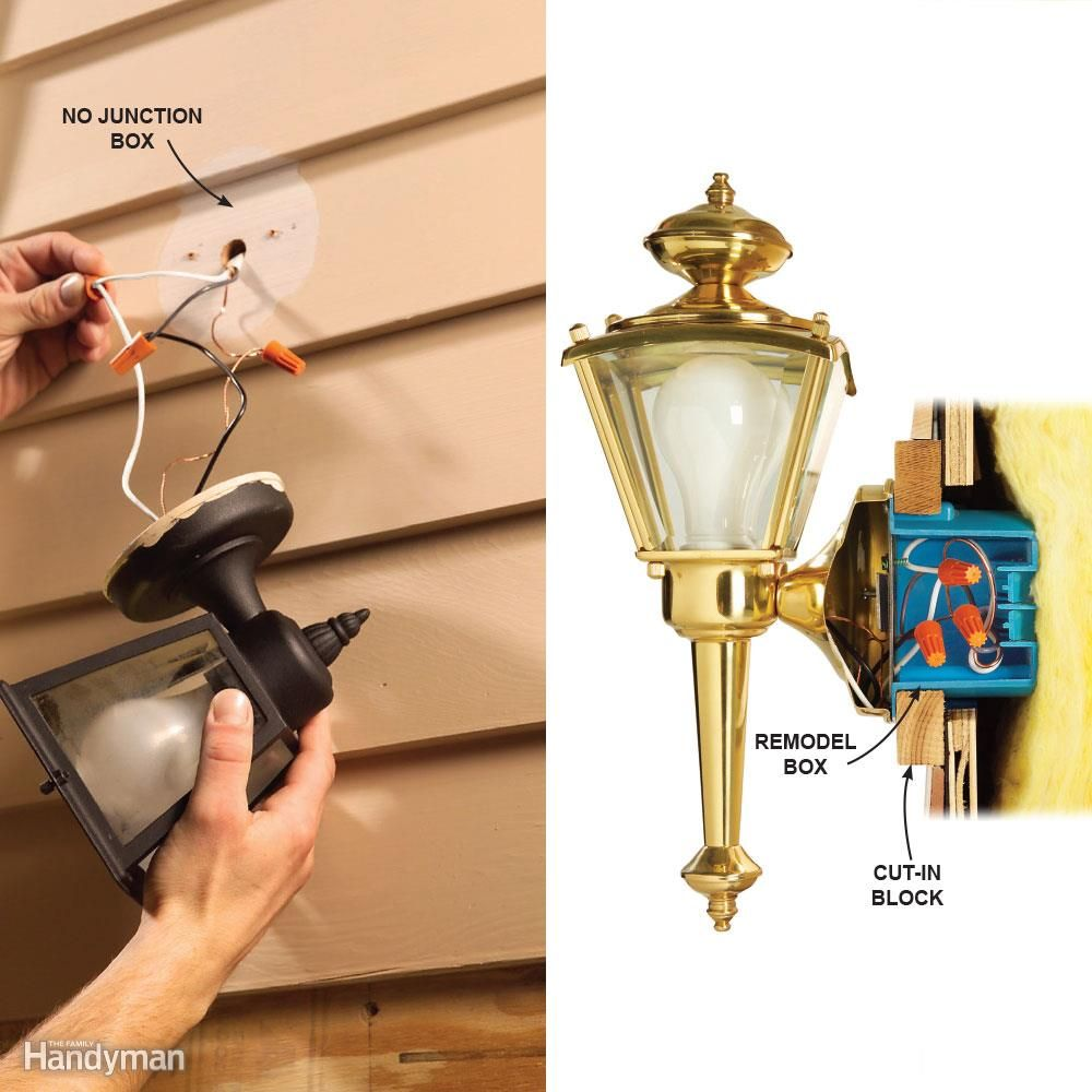 Install Porch Light Junction Box: Top 10 Electrical Mistakes