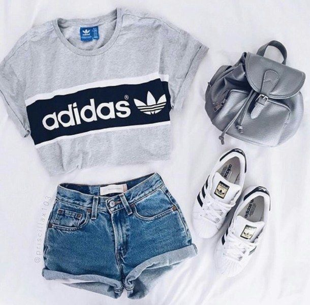 45+ Most Popular Adidas Outfits on Tumblr for Girls
