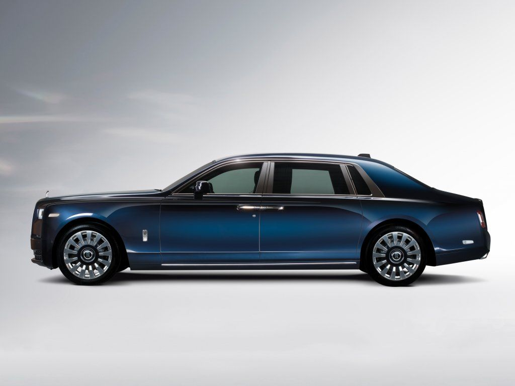 Rolls Royce Phantom Ewb A Moment In Time 2018 Wallpaper Cars