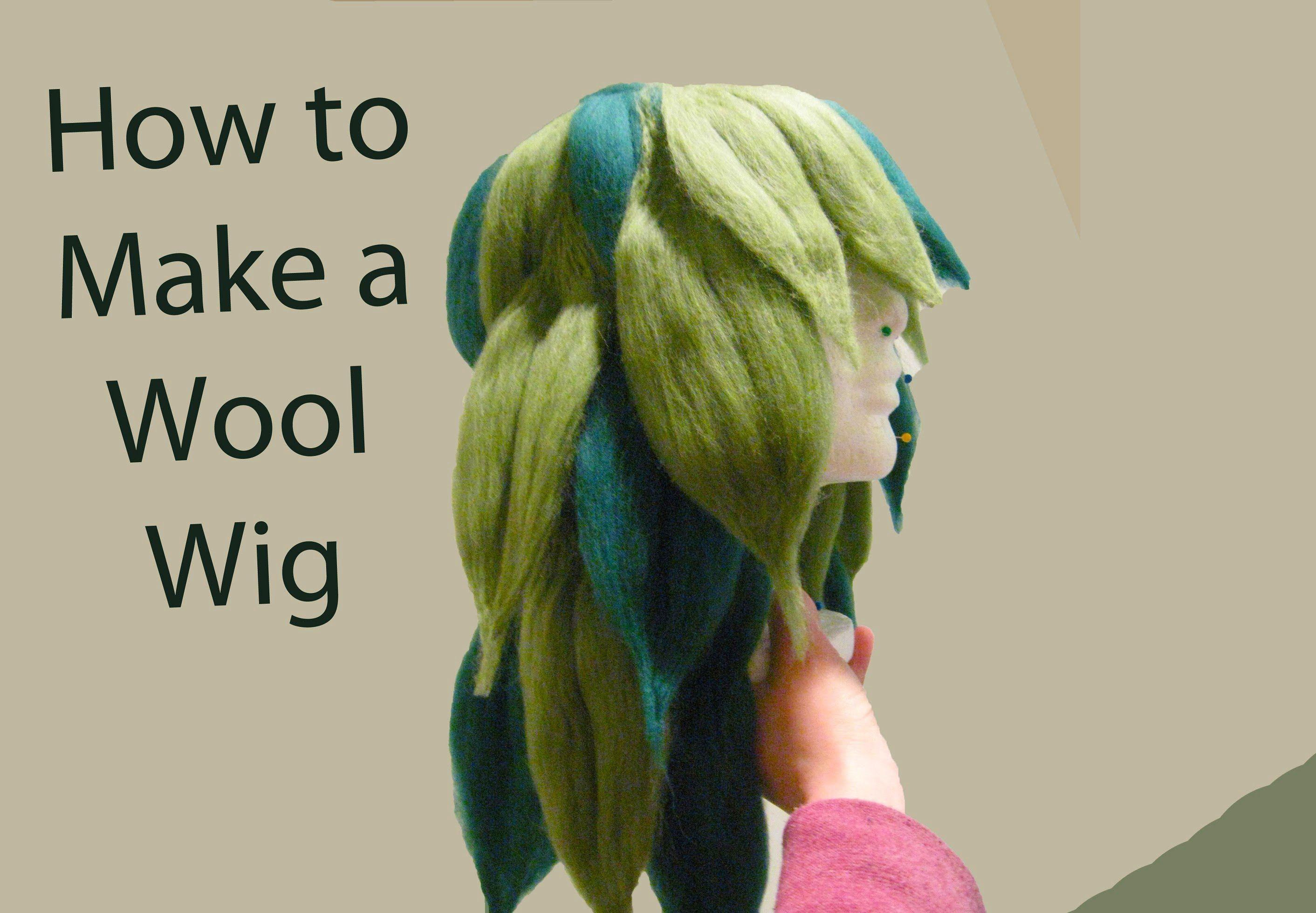Pin By Es Tilton On Costume Diy Cosplay Tutorial Wigs Cosplay